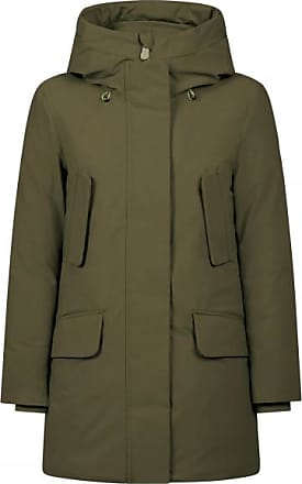 Save The Duck Womens Smeg9 Hooded Coat With Pockets Cappotto Donna | olivia