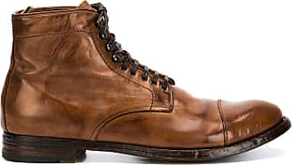Officine Creative Anatomia boots - Brown