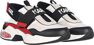 Karl Lagerfeld Sneakers - Ventura Shuttle Slingback White Mix - colorful - Sneakers for ladies