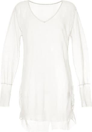Uma Wang v-neck blouse - White