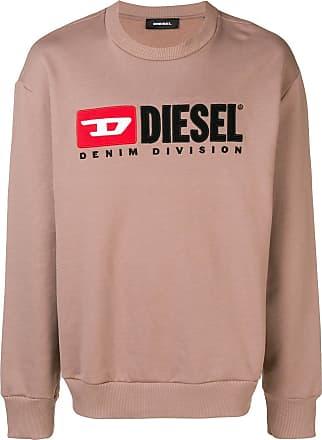Diesel crew-neck 90s sweatshirt - Pink