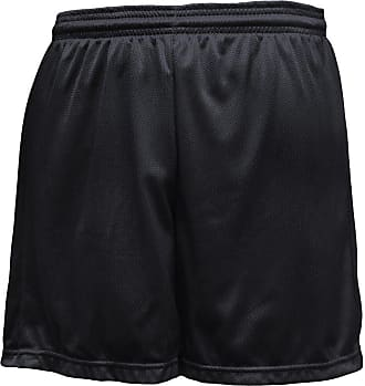 MJ Soffe Mens Extra Long Polyester Closed Hole Mesh Short