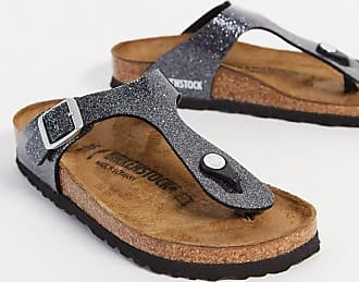 Birkenstock Gizeh - Sandale in Kosmosanthrazit-Grau