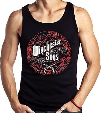 Dragon Store Camiseta Regata Winchester Sons Sem Manga