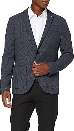 Selected Homme Mens Slhslim-hiken Blazer B Noos, Blue (Dark Navy Dark Navy), 26 (Size: 52)
