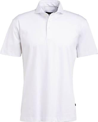 Van Laack Jersey-Poloshirt PESO - WEISS
