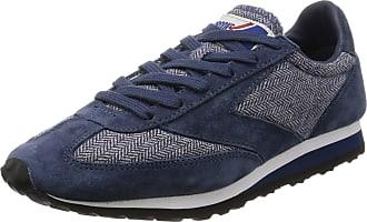 Brooks Womens 76 Vanguard Running Sneaker, Navy Tweed, 8.5 B(M) US