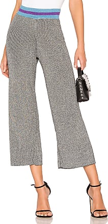 Splendid x MARGHERITA Festa Sweater Pant in Metallic Silver