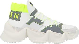 Philipp Plein Fashion Man MSC2581PTE003N01 White Leather Sneakers | Spring Summer 20