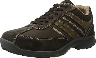 Dockers by Gerli Mens Lace-Up Shoes, Brown (Schoko/natur), 8 UK (42 EU)