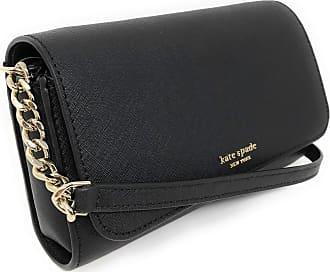 Kate Spade New York New York Cameran Small Flap Crossbody Bag Black