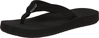 Reef Womens Cushion Breeze Flip-Flop, Black (Black/Black), 9 UK 42 1/2 EU