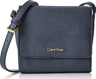 7400e9753f0fc Calvin Klein Damen M4rissa Flap Crossbody Umhängetasche