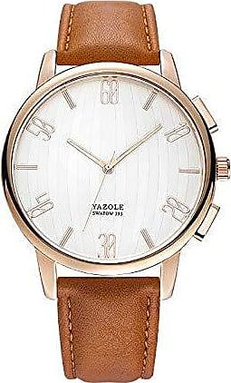 Yazole Relógios De Pulso Alta Qualidade Yazole D393 (4)