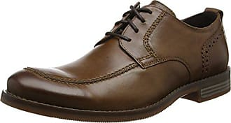 Richelieus Rockport Homme Apron EU Brown 43 Marron Wynstin Toe xIzz4Xr
