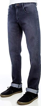 Hang Loose Calça Hang Loose Jeans Reefs - Preto-46