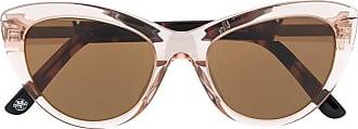 Vuarnet Óculos de sol gatinho - Neutro