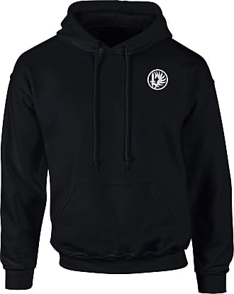 Military Online French Foreign Legion 2nd Paarchute Regiment - Embroidered Logo - Hoodie Black