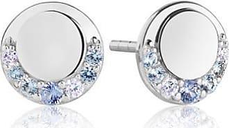 Sif Jakobs Jewellery Ohrringe Portofino Piccolo mit blaue Zirkonia