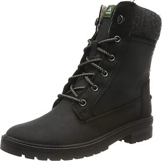kamik Womens Rogue Snow Boots, (Black-Noir), 5 UK (38 EU)