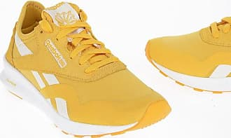 Reebok Fabric and Suede Leather Sneakers size 38,5