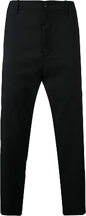 OAMC Calça cintura alta - Preto