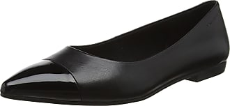 Vagabond Womens Katlin Closed Toe Ballet Flats, Black (Black), 4 UK (37 EU)