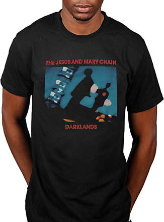 AWDIP Official The Jesus and Mary Chain Darklands T-Shirt Black