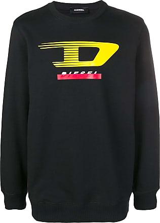 Diesel Gir y4 sweatshirt - Black