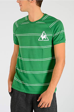 Le Coq Sportif Striped T-shirt size S