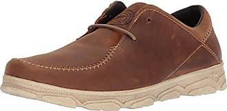 Irish Setter Mens Traveler 3804 Oxford Boot, tan, 9.5 D US