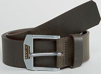 Levi s Cinturón de cuero marrón Legend ... 9c88bd449403