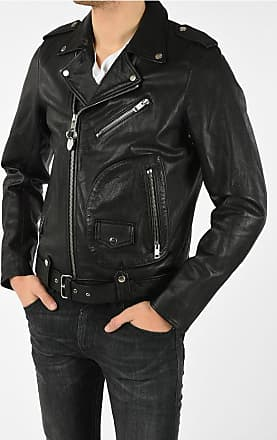 Diesel Leather CL-L-KIOV Jacket size Xxl