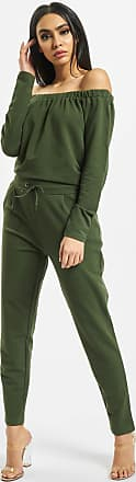 DEF Stretch Overall Olive