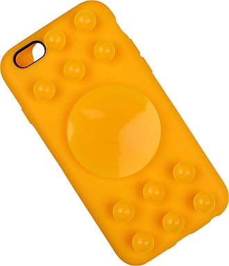Marc Jacobs iPhone 6 - 6S, Iphone 6 Holder, Orange, PVC, 2017, One size One size