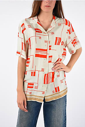Dries Van Noten Printed CLIVEN Blouse size 40