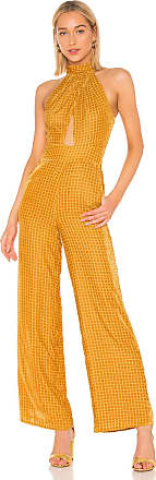 House Of Harlow X REVOLVE Karen Jumpsuit in Yellow