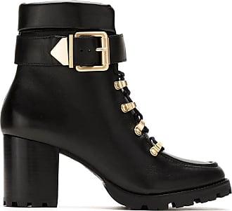 Schutz Stivali con fibbia - Di colore nero