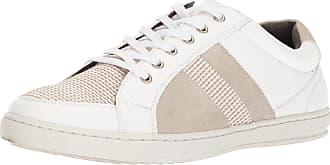 Unlisted by Kenneth Cole Mens Plott Sneaker, White, 9.5 UK