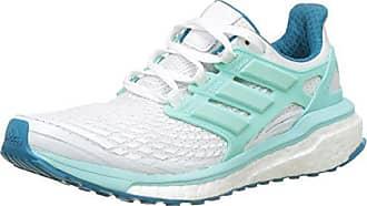 the latest 03ad4 f6b72 adidas Damen Energy Boost Laufschuhe Weiß (Footwear White AquaMystery  Petrol)