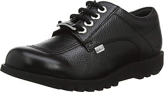 Kickers Womens Kick Lo Luxe Derbys, Black (Black Blk, 6.5 UK 40 EU