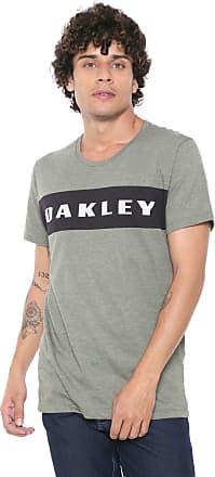 Oakley Camiseta Oakley Mod Crossrange Dry Sp Te Verde