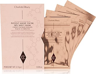 Charlotte Tilbury Revolutionary Instant Magic Facial Dry Sheet Mask Multipack - Pack Of 4 Masks