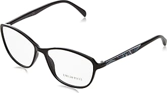 caceab1423aef4 Emilio Pucci Unisex Adults EP5010 Optical Frames, Black (Nero Lucido), 54.0