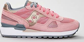 Reposi Calzature Saucony - Sneakers rosa grigio