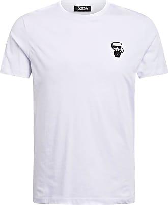 Karl Lagerfeld T-Shirt IKONIK - WEISS