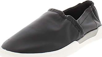 Donald J Pliner Womens Gene Sneaker, Black, 10 Medium US