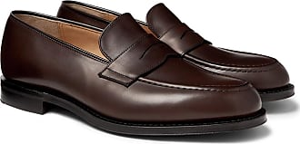c58f907f9065 Churchs Netton Polished-leather Penny Loafers - Brown