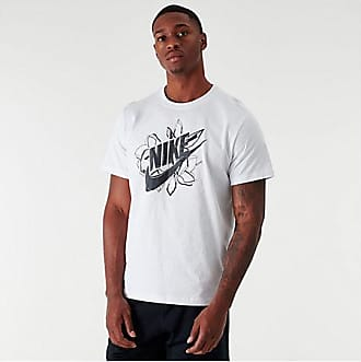 Men's White Nike Printed T Shirts: 52 Items in Stock | Stylight