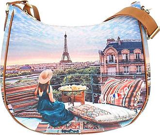 Y Not YNOT Paris View 439 Print Bag